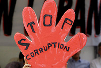 United Nations against corruption