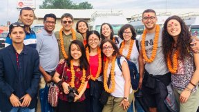 "University of Padova's students heading to Nepal for the Winter School ""Microfinance in Action"" 2018"