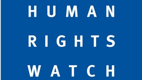Logo di Human Rights Watch