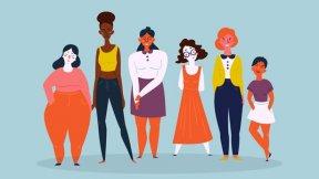 International Women's Day, 8 March 2021