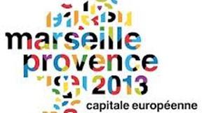 Logo di Marsiglia Capitale europea della cultura 2013