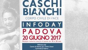 Servizio Civile all'Estero con l'Associazione Papa Giovanni XXIII: Infoday Progetto Caschi Bianchi, Paodva, 20 giugno 2017