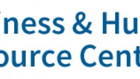 Logo Centro di documentazione business e diritti umani