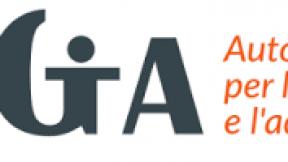 Logo dell'Autorità garante dell'infanzia e dell'adolescenza