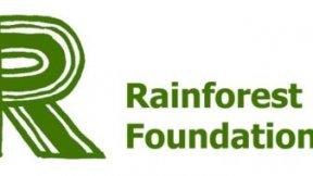 Logo Rainforest Foundation
