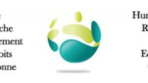 Human Rights Research and Education Centre logo/ Centre de recherche et d'enseignement sur les droits de la personne