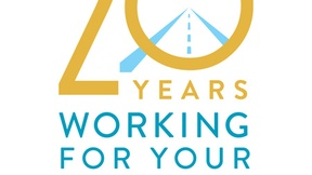 "Logo Giornata internazionale dei diritti umani 2013 ""20 Years working for your rights"""