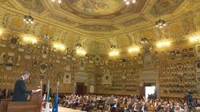 Intervento del Dr. Gianni Magazzeni, Alto Commissariato per i Diritti Umani delle Nazioni Unite, Aula Magna Palazzo del Bo, Università di Padova, 10 dicembre 2007, giornata internazionale dei diritti umani.