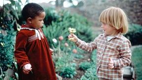 I bambini non conoscono la discriminazione razziale