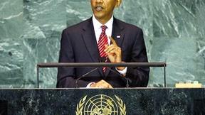 Il Presidente degli Stati Uniti Barack Obama parla all'Assemblea Generale delle Nazioni Unite, 2009