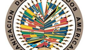 Logo dell'OSA (Organizzazione degli Stati Americani)