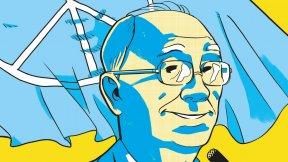 Antonio Papisca e don Giovanni Nervo, eroi di umanità… anche a fumetti