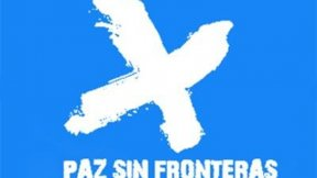 Logo of the Foundation Paz sin fronteras
