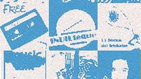 Logo di Radio Bue, web radio degli studenti dell'Università di Padova