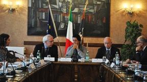 Presentazione annuario italiano dei diritti umani 2012 al Comitato regionale per i diritti umani e per la cultura di pace, Venezia, 15 ottobre 2012
