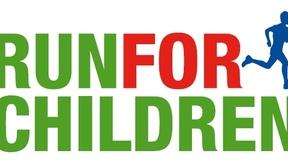 "Logo of the initiative ""Run for Children"", 2011"