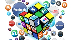 Loghi di social media