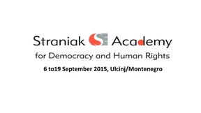 Straniak Academy for Democracy and Human Rights in Ulcinj, Montenegro