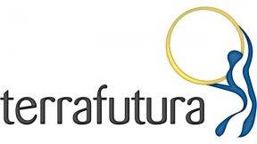 Logo Terra Futurua, mostra convegno delle buone pratiche di sostenibilità