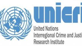 Logo UNICRI - Istituto interregionale delle Nazioni Unite per la ricerca sul crimine e la giustizia