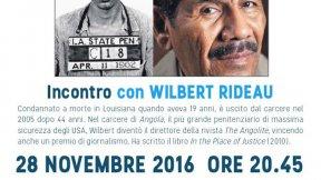 Incontro con Wilbert Rideau