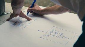 Foto di una delle attività proposte dalla Summer School