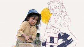 Poster della campagna dell'OIL per la Giornata mondiale contro il lavoro minorile, 12 giugno 2019