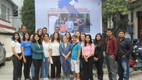 "LM in Human Rights and Multi-level Governance, Winter School ""Microfinance in Action"", Nepal, 2016"