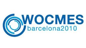 Logo del Terzo Congresso mondiale sugli Studi per il Medio Oriente, Barcellona, 19-24 luglio 2010