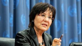 Yakin Ertürk, Relatrice speciale delle Nazioni Unite sulla violenza contro le donne, le sue cause e le sue conseguenze (2003-2009)