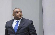 Jean- Pierre Bemba Gombo durante il processo