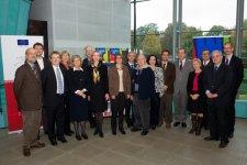 Comitato europeo dei diritti sociali, foto di gruppo dei membri del Comitato, 2011