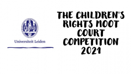 The Children's Rights Moot Court Competition 2021