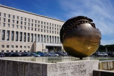 Farnesina, Ministry of Foreign Affairs, Rome