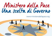 """Campagna """"Ministero della Pace, una scelta di governo"""""""