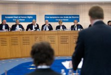 Some European Court of Human Rights judges in session