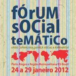 Forum sociale tematico di Porto Alegre, 24-29 gennaio 2012