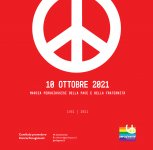Marcia della pace e della fraternità PerugiAssisi, 10 ottobre 2021
