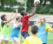 The second edition of the 2012 UNOSDP Youth Leadership Camp (YLC), United Nations Office on Sport for Development and Peace (UNOSDP), Germany, 2012