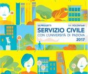 Servizio civile con l'Università di Padova, 2017